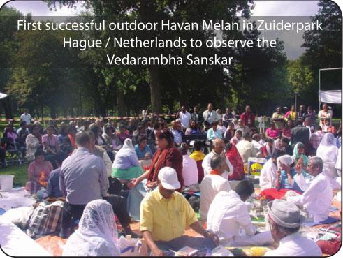 aryan community in the NETHERLANDS