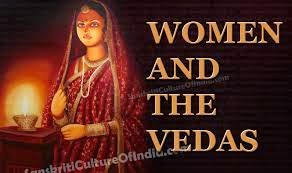 women and the vedas