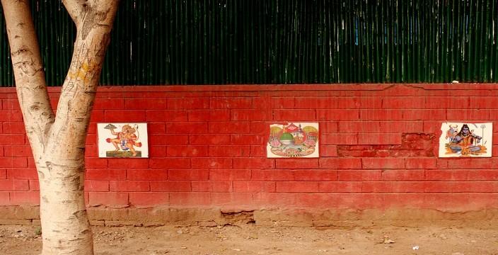 20150207-wall-with-gods-to-prevent-urination-delhi-venus-upadhayaya1