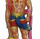 hanuman without tail