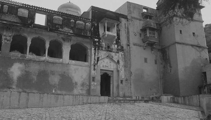 Old-Amber-Palace