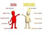 Evils Virtues