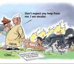 secular cartoon